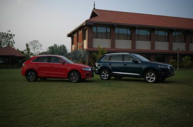 Audi Q3 And Q7 Design Edition