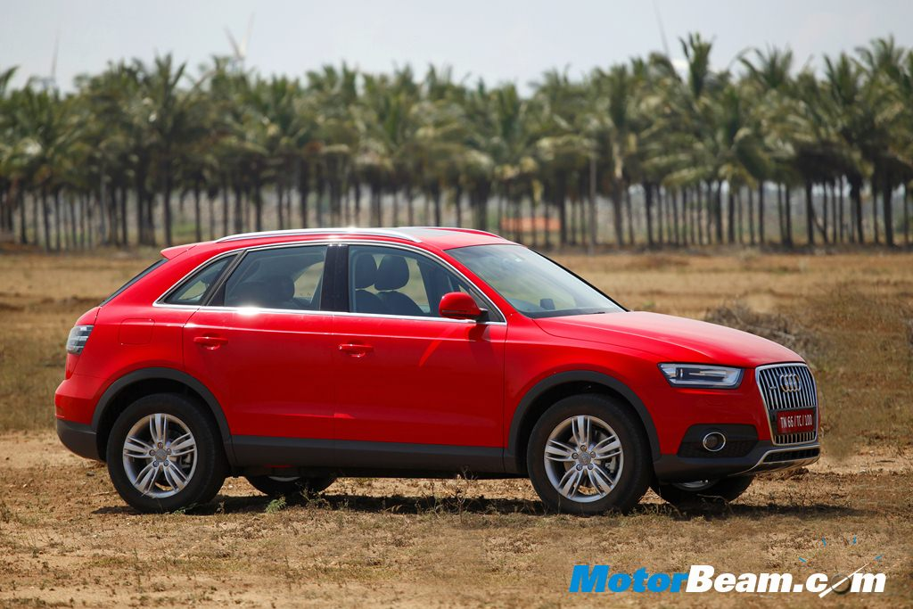 Audi Q3 Dynamic Test Drive Review