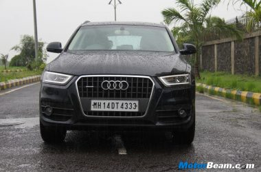 Audi Q3 Petrol Review
