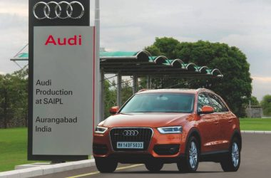 Audi Q3 Production India