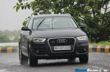 Audi Q3 TFSI Test Drive Review