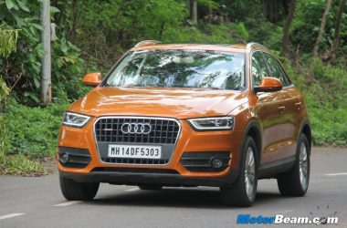 Audi Q3 Test Drive Review
