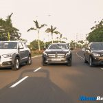 Audi Q3 vs Mercedes GLA vs BMW X1