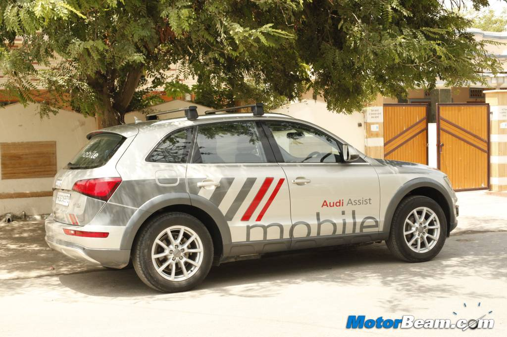 Audi Introduces New Service Mobile For Roadside Assistance - Audi roadside assistance