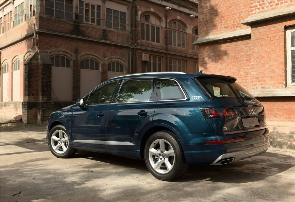 Audi Q7 Design Edition Features
