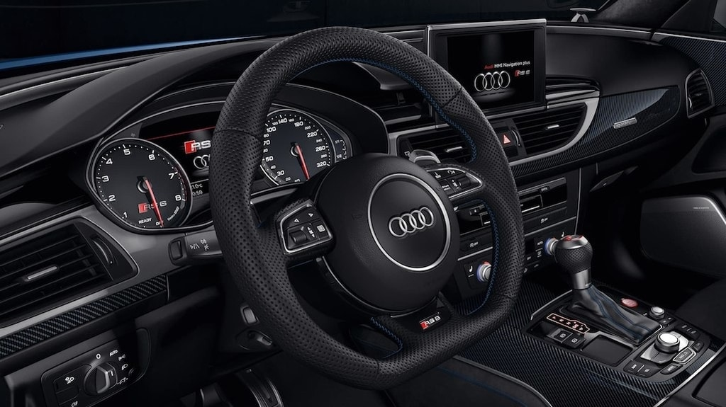 Audi RS 6 Avant Performance Features