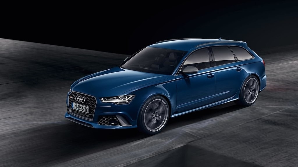 Audi RS 6 Avant Performance Price