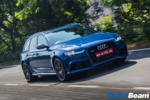Audi RS6 Avant Performance Review Test Drive
