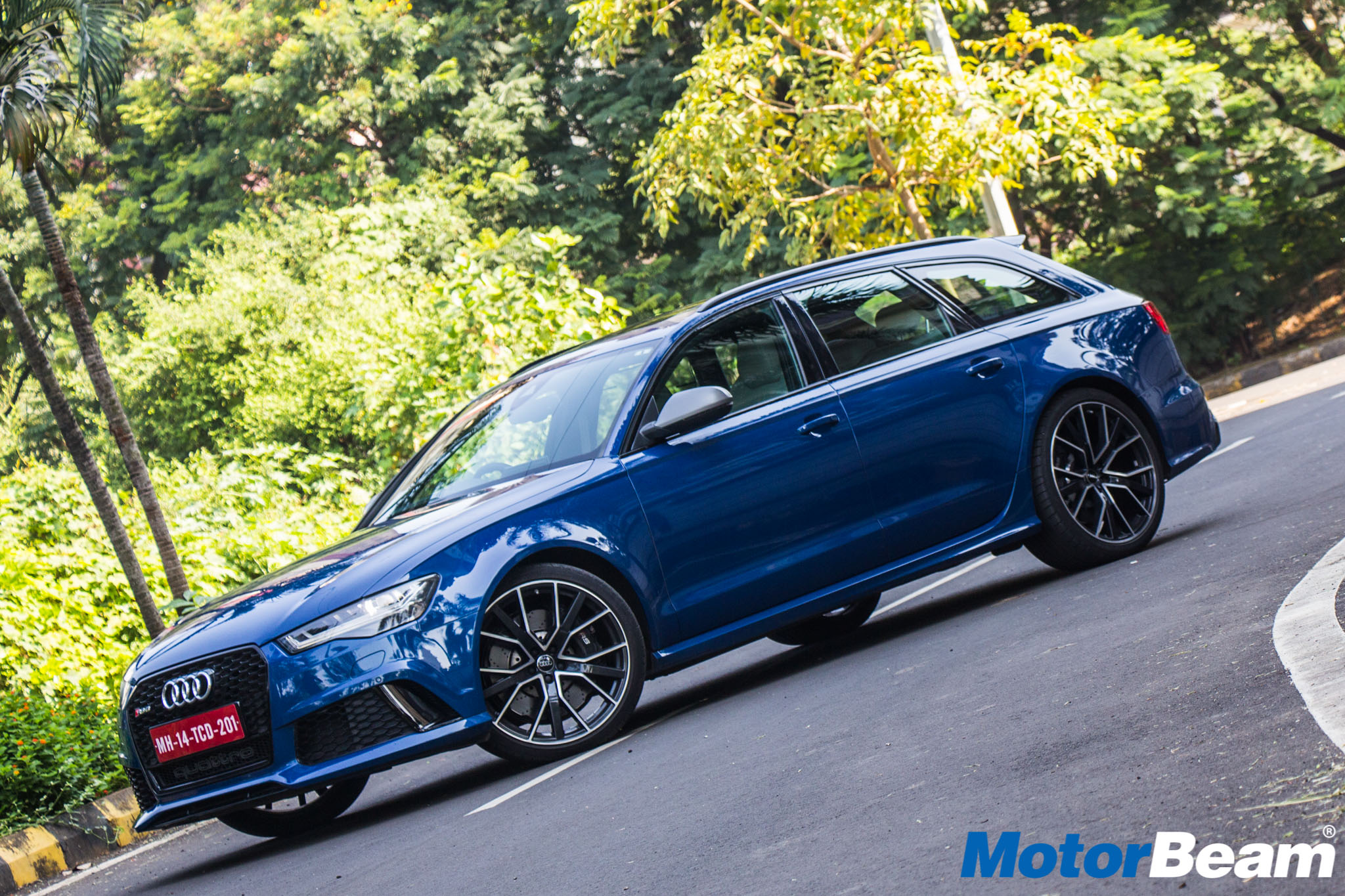 Audi RS6 Avant Performance Review