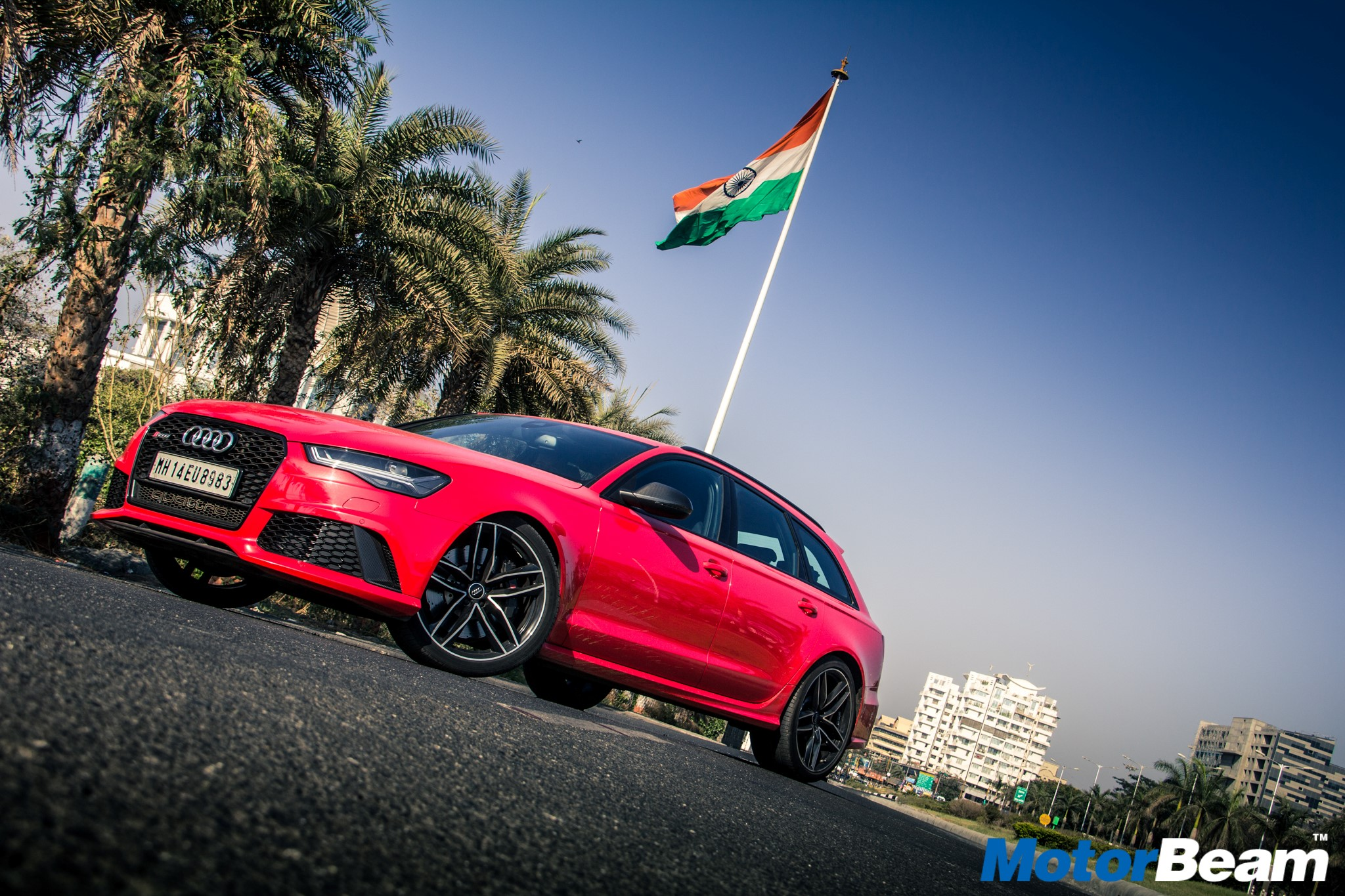 Audi RS6 Avant Test Drive Review
