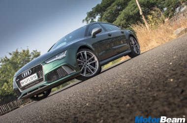 Audi RS7 Performance Image Gallery