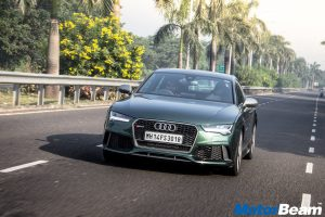 Audi RS7 Performance Review Test Drive