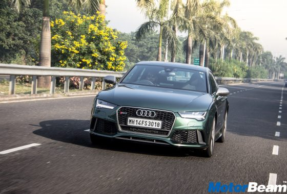 Audi RS7 Performance Test Drive Review