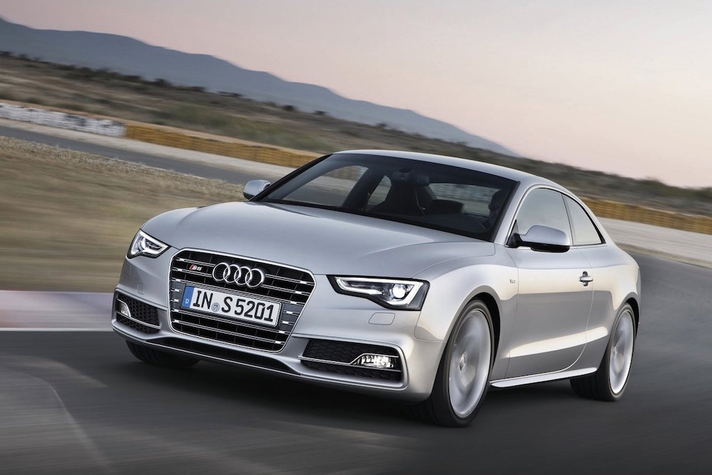 Audi S5 Coupe India Launch