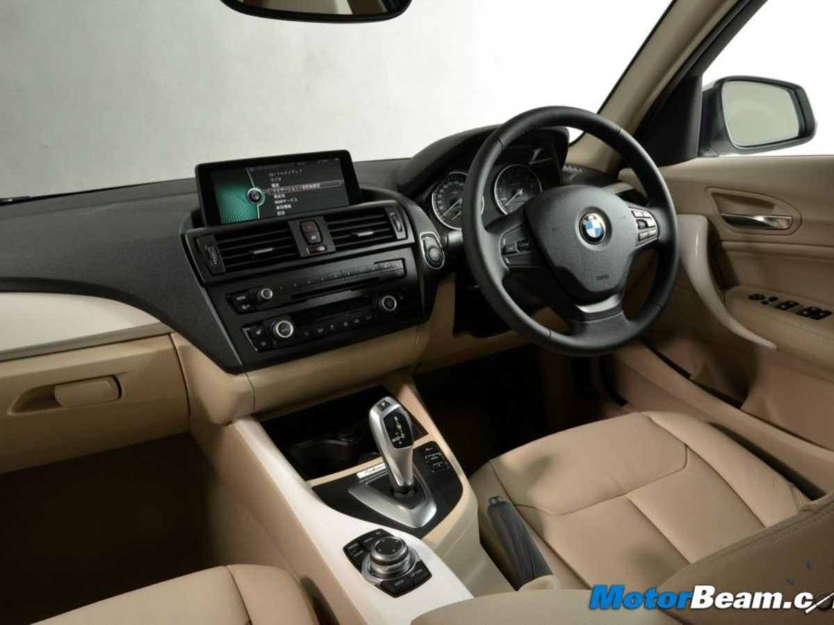Bmw India To Launch 1 Series On 3rd September 2013