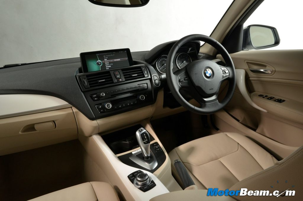 BMW 1-Series RHD Interior