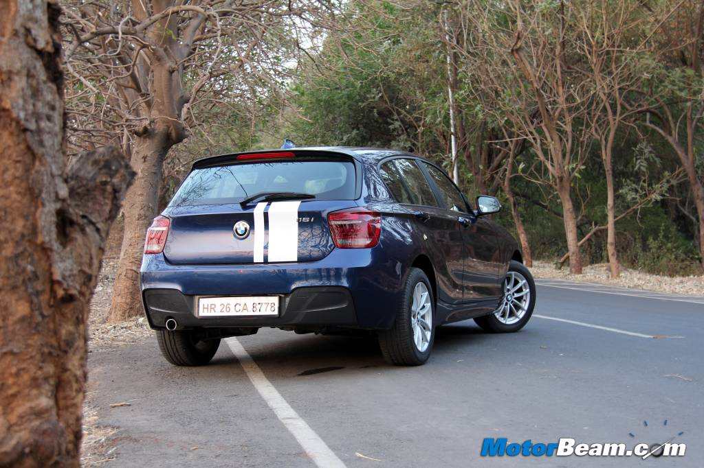 BMW 1-Series Review India