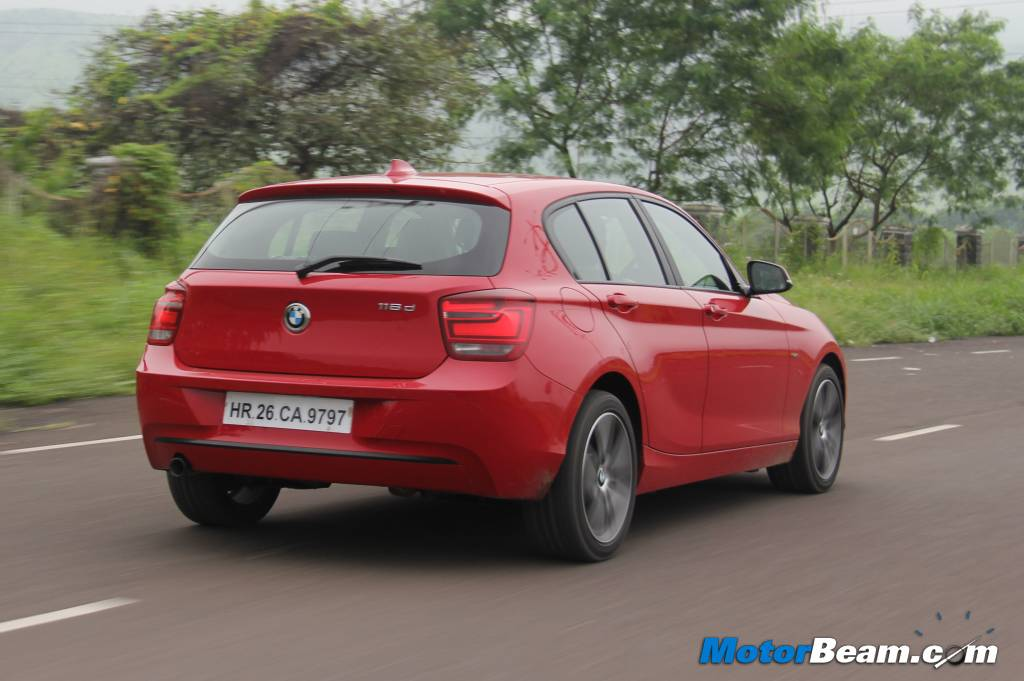 BMW 1-Series Road Test Review