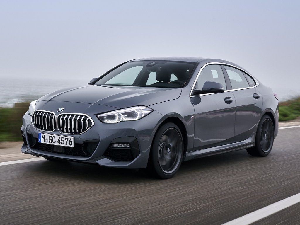 BMW 2-Series Gran Coupe 220i Sport Front
