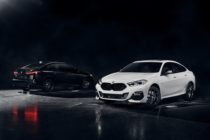 BMW 2-Series Gran Coupe Black Shadow