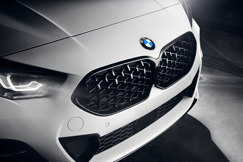 BMW 2-Series Gran Coupe Black Shadow Front Grille