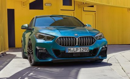 BMW 2-Series Gran Coupe Front