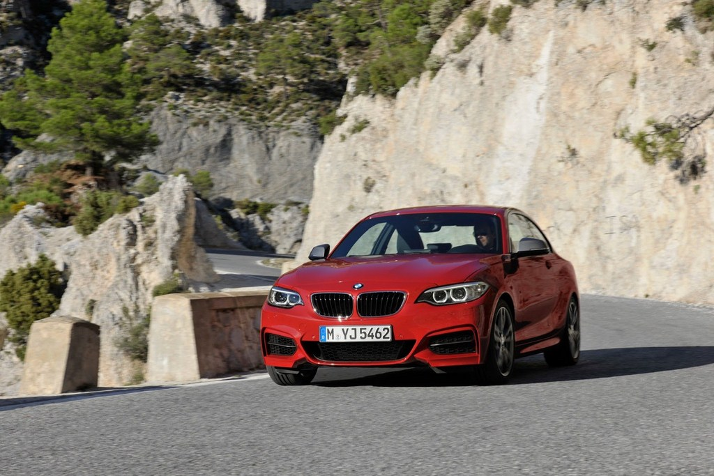 BMW 2-Series Wallpaper