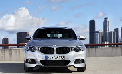 BMW 3 GT Front