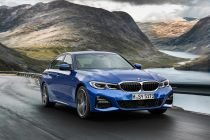BMW 3 Series Front
