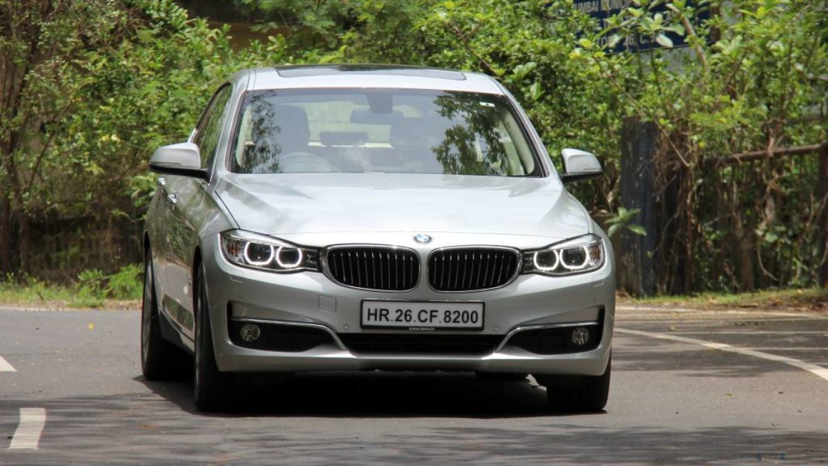 2014 Bmw 3 Series Gt Test Drive Review