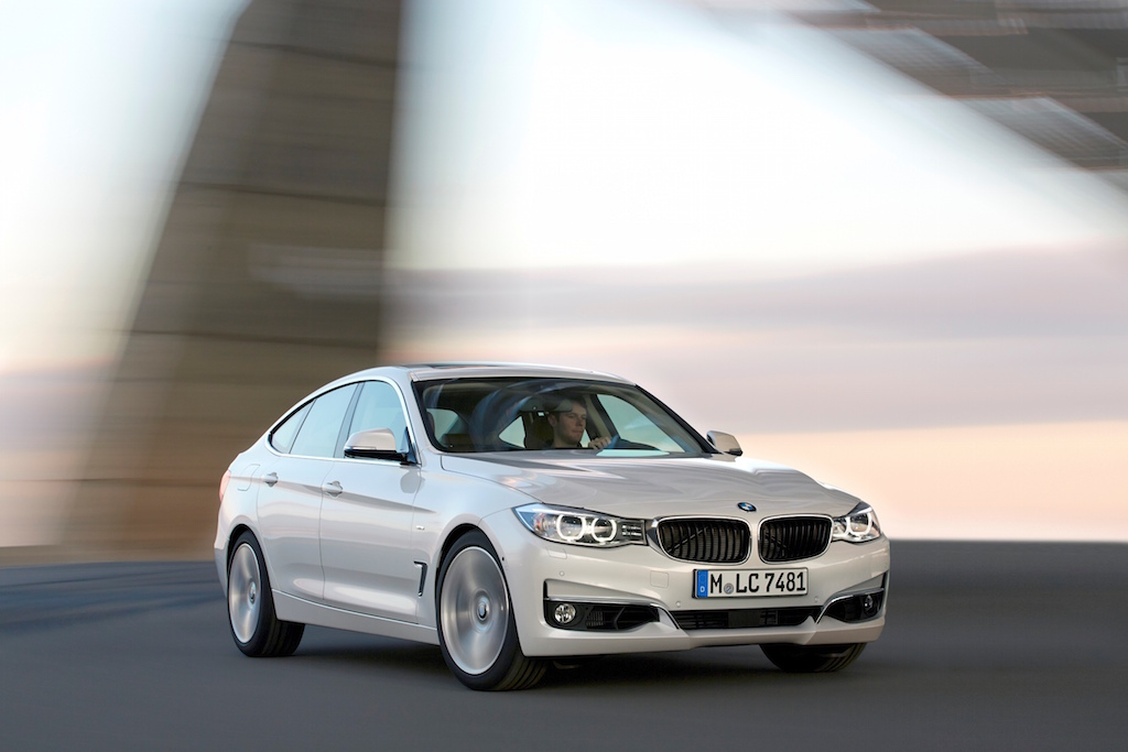 BMW 3-Series GT Prices India