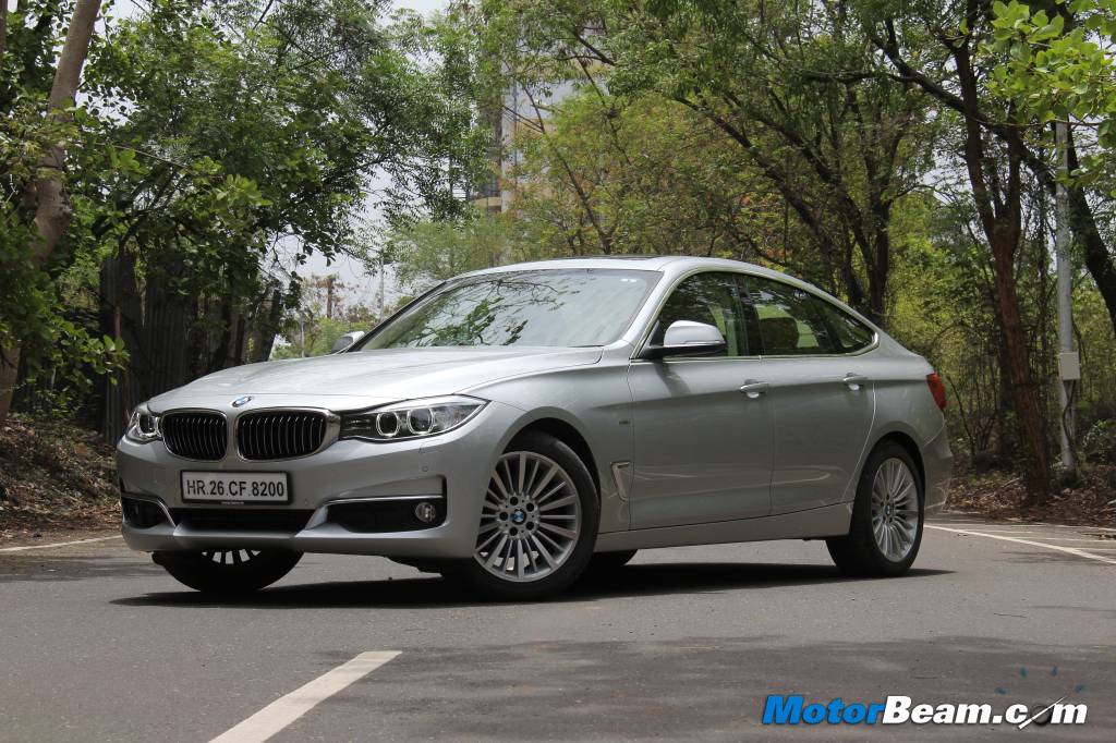 BMW 3-Series GT Review