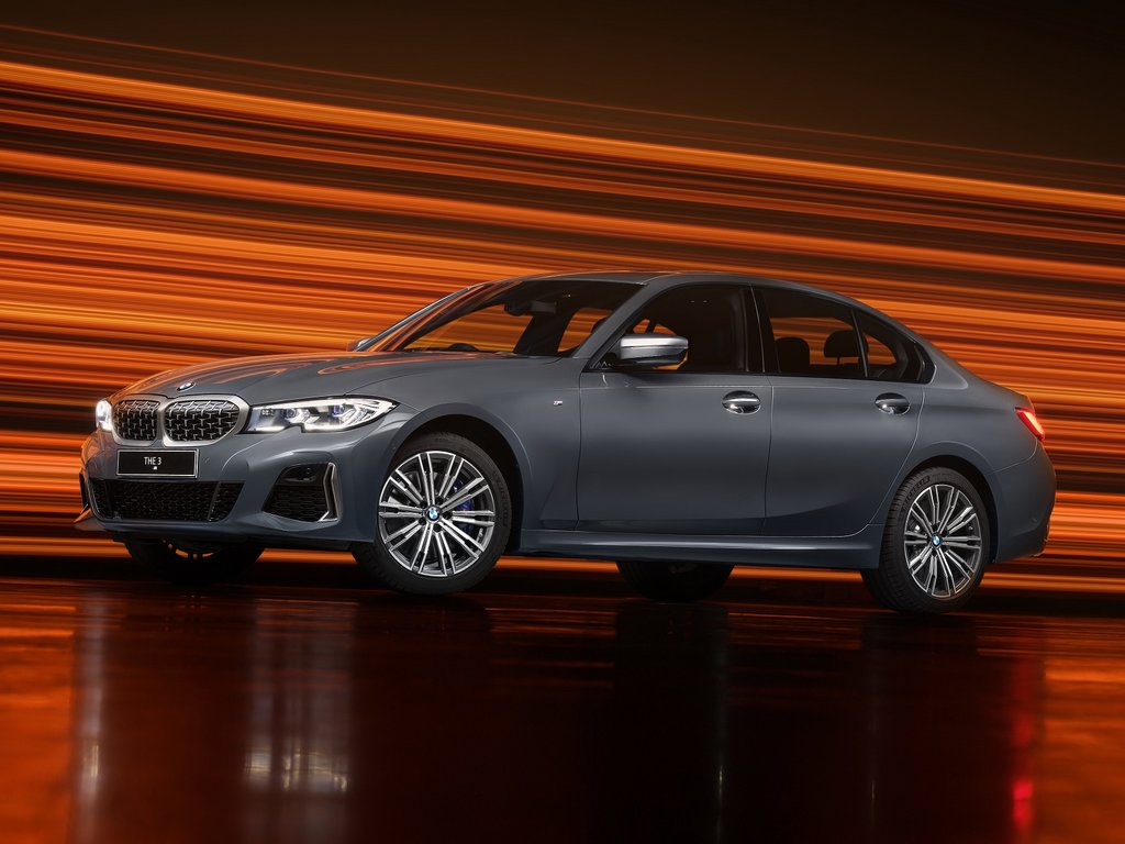 BMW 3-Series M340i xDrive Side