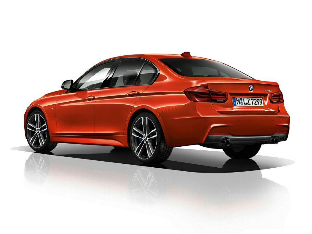 BMW 3-Series Shadow Edition Specifications