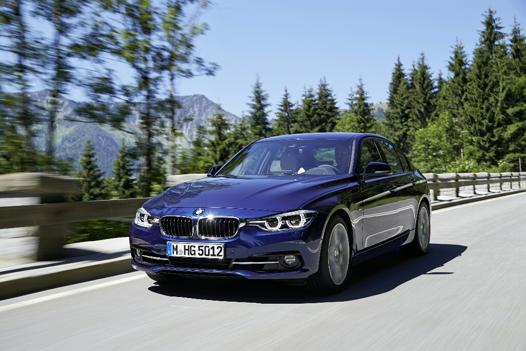 BMW 320d Edition Sport Launched