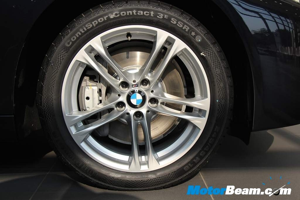 BMW 5 Series Facelift Wheels