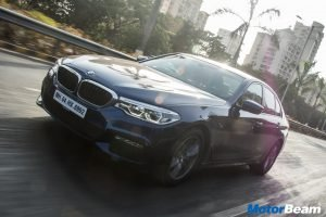 BMW 530d M Sport Test Drive Review