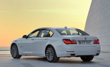 2013 BMW 7-Series Facelift