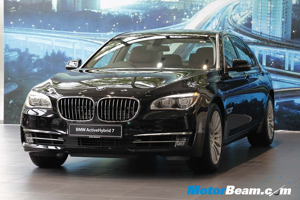BMW 7-Series ActiveHybrid Launch