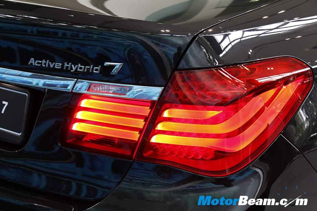 BMW 7-Series ActiveHybrid Tail Lamps