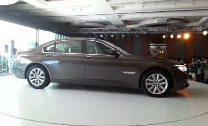 BMW 7-Series Facelift Launch