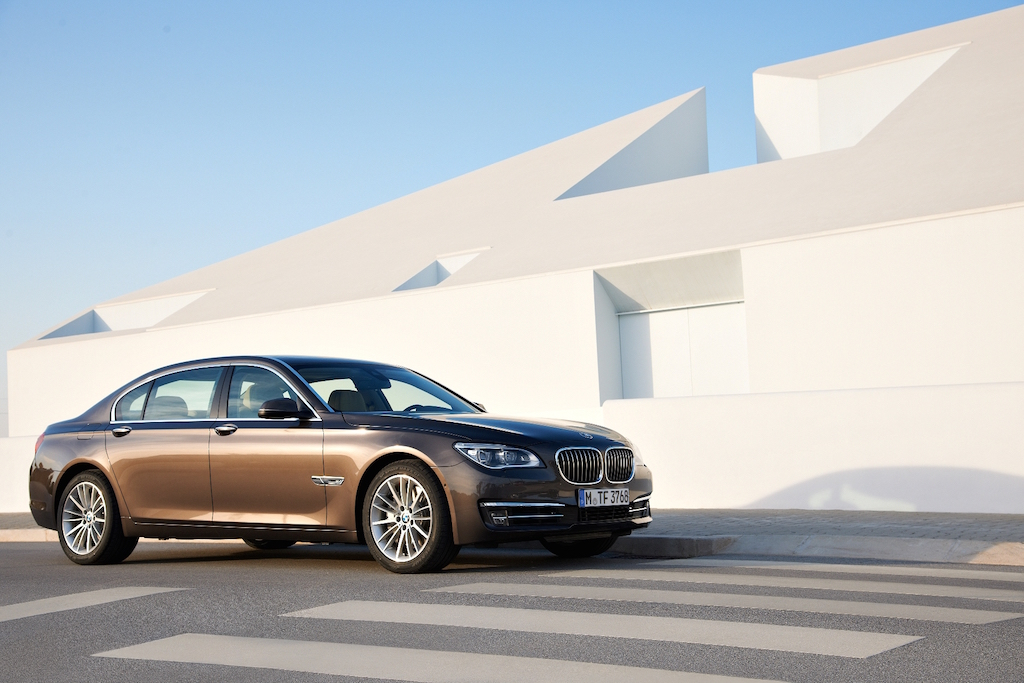 BMW 7-Series Prices July 2015