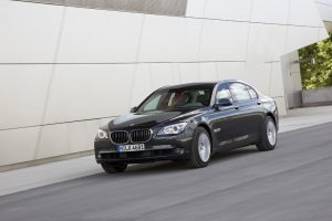 BMW 7 Series Security Edition Official PM India Car
