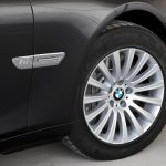 BMW 7 Series Security Edition Run Flat Tyres