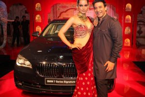 BMW 7-Series Signature Edition Launch
