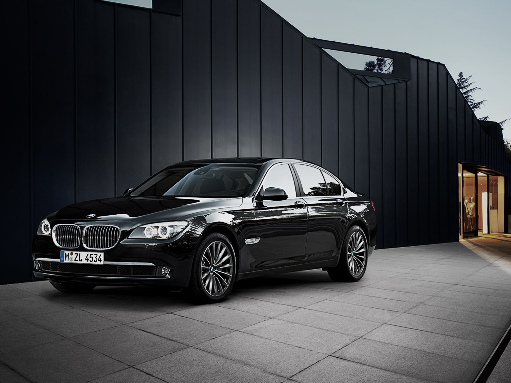 BMW 7-series Feature