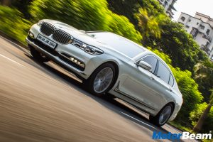 BMW 740Li Road Test