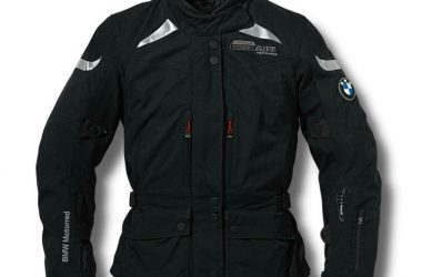 BMW & Alpinestars Riding Jacket Launched, Gets Airbags