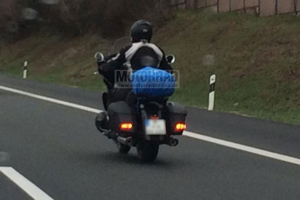 BMW Cruiser Motorcycle Spotted