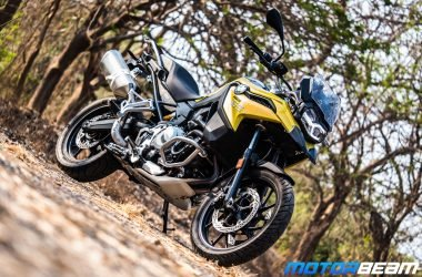 BMW F 750 GS Review Test Ride